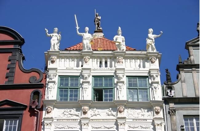 Что посмотреть туристам в Гданьске