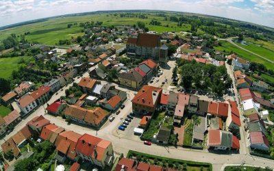 Самый маленький город в Польше