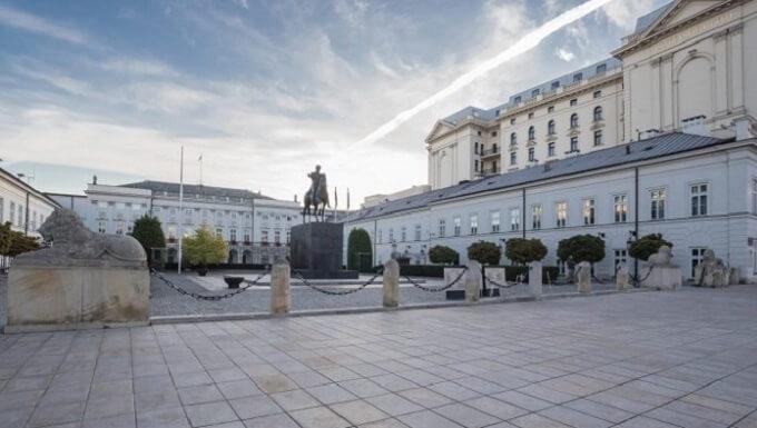 Что посмотреть в Варшаве