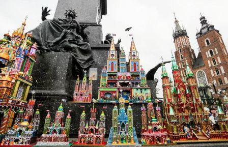 Польская рождественская традиция - Краковская Шопка