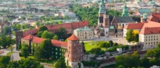 Путеводитель по Кракову - районы и улицы