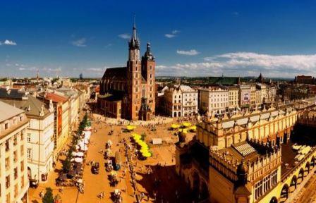 Отдых в Кракове с детьми, куда сходить