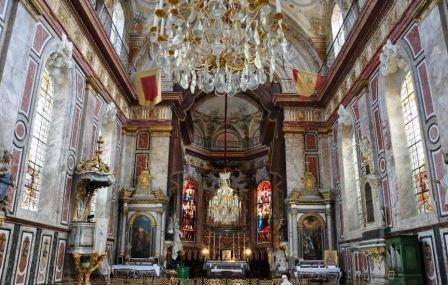 Святые места Кракова, базилики, церкви и соборы