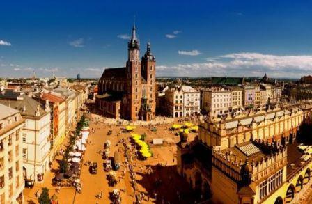 Приблизительная погода в Польше по сезонам и месяцам