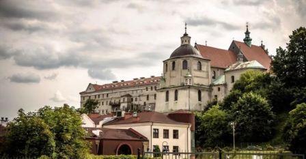 Интересный польский городок Люблин